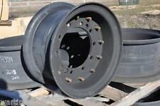 MRAP 50-50 OFFSET Centered STEEL Military Wheel 10x20 2 piece M35A26x6 Army