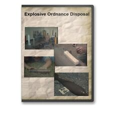 Explosive Ordnance Disposal (E.O.D.) Big Picture Documentary DVD -  A829
