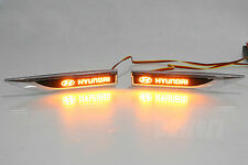 2X LED Car Side Signal Fender Light Panels Indicator for Hyundai Tucson FIG name