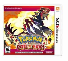 Pokemon: Omega Ruby  (Nintendo 3DS, 2014) BRAND NEW /  US Version.
