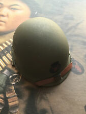 Soldier Story Henry Kano 442nd Infantry 1943 METAL Helmet loose 1/6th scale