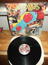 "SEVEN SECONDS ""Live! One Plus One"" LP GIANT REC USA 1987"