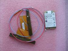 HP UN2420 QUALCOMM GOBI2000 EV-DO/HSPA 3G unlock card 531993-001 with 3G antenna
