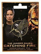 The Hunger Games Catching Fire Mockingjay Pin Prop Replica