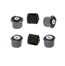 BMW e46 Rear Subframe Mounts (6pcs) Differential Axle Carrier support bushing