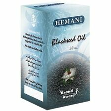 Hemani 100% PURE NATURAL Black Seeds Oil 30ml (Free Shipping)