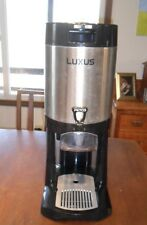 FETCO LUXUS 1.5 GALLON THERMAL COFFEE BEVERAGE DISPENSER USED
