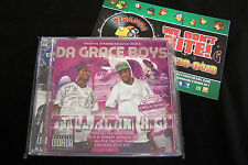 Da Grace Boys Still Ridin High Texas Rap CD SLOWED Piranha Records