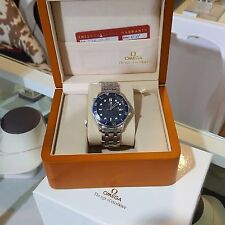 Mens Omega Seamaster James Bond Casino Royale Limited Edition 007 Watch 2226.80