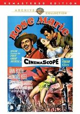 ROSE MARIE  (1954 Howard Keel, Ann Blyth) Region Free DVD - Sealed