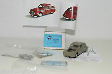 . KIT CCC CLASSIQUES FRANCE 173 HOTCHKISS GREGOIRE 1952 RESIN NEAR MINT BOXED
