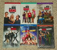 Big Bang Theory: Season 1-6 (DVD, 6 Seasons)
