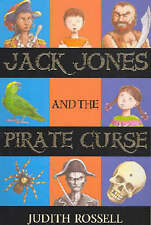 Rossell, Judith Jack Jones and the Pirate Curse Very Good Book