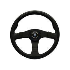 CORRADO Steering Wheel, Nardi Twin, Black Punched Leather, 350mm - WC400004