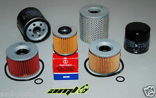 Suzuki TU 125 X (AZ) - Oil filter Meiwa MADE IN JAPAN - 71842000