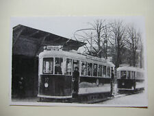 RUS193 - 1930 TALLINN (Reval) MUNICIPAL TRAMWAY ~ TRAM No17 Repro Photo Estonia