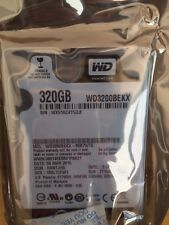 "*New* Western Digital Black (WD3200BEKX) 320GB, 7200RPM, 2.5"" SATA Internal HDD"
