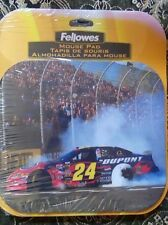 NEW Fellowes Mouse Pad Picture of Jeff Gordan #24 Race Car