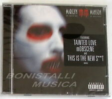 MARILYN MANSON - THE GOLDEN AGE OF GROTESQUE - CD Sigillato