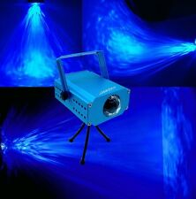 US Blue LED Laser Water Ripple Wave DJ Disco Light Stage Party Dance Effect