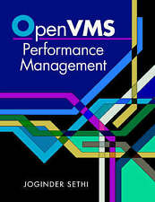 OpenVMS Performance Management (HP Technologies)-ExLibrary