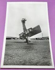 RARE CPA PHOTO AVIATION BASE AERIENNE 125 BA BÛCHE DE POTEZ