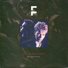 """Fra Lippo Lippi - Every Time I see you  GERMANY 7"""" (1986)"""