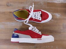 auth BERLUTI SS2016 Playfield sneakers -Size 8 US / 41 EU / 7 UK - New in Box