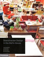 Buch Scandinavian Design In The Dolls House 1950-2000 Puppenhaus Lundby Schweden