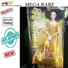 BARBIE THE MUSEUM COLLECTION BY Gustav Klimt  Doll Pink Label NEW BOXED