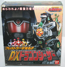 1992 Bandai Power Rangers DX Dragon Caesar Dragonzord Boxed Zyuranger