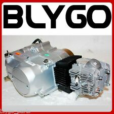 BT 110cc 4 Gears Up Kick Start Semi Auto Engine Motor PIT PRO Quad Dirt Bike ATV