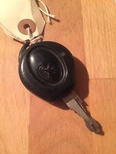 Used Peugeot 206 Remote Key Fob - Genuine Part - 1 Button