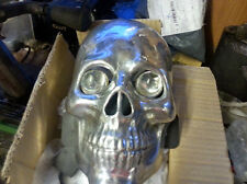MOTORCYCLE,skull,cast,alloy,streetfighter,headlight,cowling,mask,mold,project