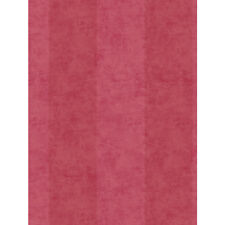 Sophie Conran for Arthouse Chantilly Stripe Wallpaper - Colour Raspberry Red