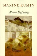 Always Beginning: Essays on a Life in Poetry-ExLibrary