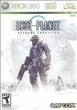 Lost Planet: Extreme Condition   ( XBOX 360), Acceptable Xbox 360, Xbox 360 Vide