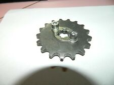 17 tooth front sprocket 420 chain, fit Lifan 140 and Honda engines ct70 models
