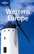 Western Europe (Lonely Planet Multi Country Guides), Ryan ver Berkmoes