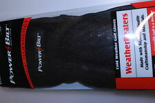Non Slip Powerbilt Weather Beaters Sure Grip Rain Gloves 1 Pair Cold Weather Med