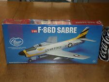 USA, F-86D SABRE, Jet Fighter Plane, Plastic Model Kit, Scale 1/48, Korean War