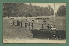 EARLY 1900'S PC TROTTING RACES AT CAEN, FRANCE LL - HORSES