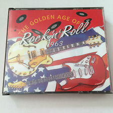 THE GOLDEN AGE OF ROCK N ROLL 1963 - CD