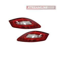 # LED Tail Light Rear Lamp Red+Clear For Porsche 987 Boxter Cayman 05-08