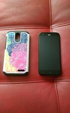 Brand New ZTE Phone with case