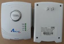 Two Airlink APL8511 Turbo Powerline Network Adapter 85Mbps Networking Extender
