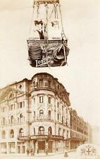 Aldwych Theatre London Hot Air Baloon unused RP pc Aristophot
