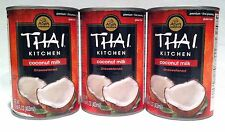 Thai Kitchen Coconut Milk 13.66 oz ( 3 Cans )