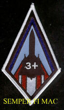 SR-71 BLACKBIRD MACH 3 + PLUS NASA AFB HAT PATCH SKUNK WORKS PIN UP US AIR FORCE