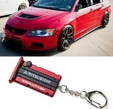 Mitsubishi 4G63 Evolution Lancer Rimorchio Metallo Evo 7 8 9 RalliArt